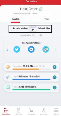 App Mi Claro - Postpago
