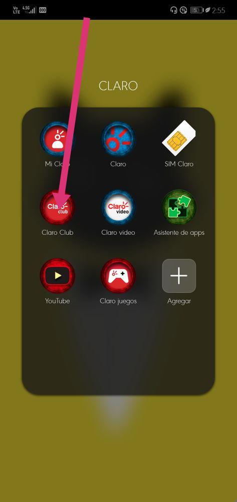 Primero descarga este app del play store