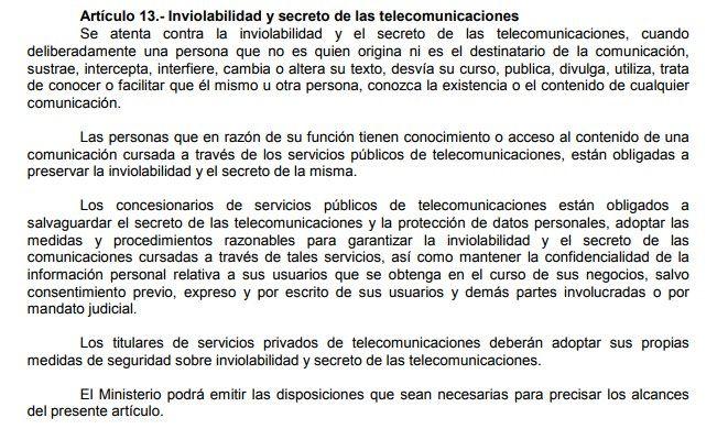secreto de las telecomunicaciones mtc.jpg